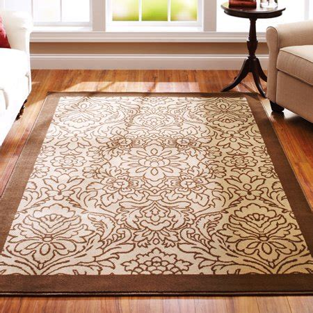10 X 10 Rug Walmart - better homes and gardens 7 10 quot x 10 10 quot floral damask rug