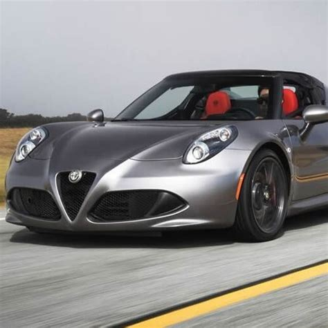 Alfa Romeo Spider Usa by Alfa Romeo News Alfa Romeo Usa