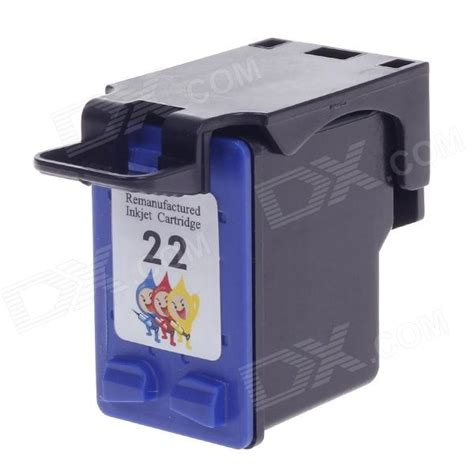 Hp Tinta Cartridge 22 Colour honink 22 color cartucho de tinta compatible para hp