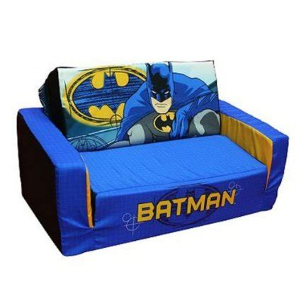 batman sofa total fab kids fold out sleeper sofas