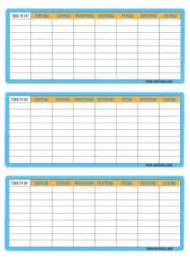 free printable weekly calendar for kids calendar template