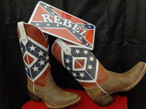 womens rebel flag boots boots price reviews 2017