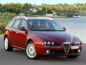 Alfa Romeo 159 Sportswagon Alfa Romeo 159 Sportwagon 2006 2007 2008 2009 2010