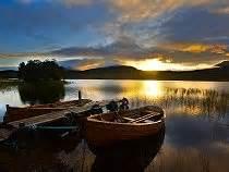 fishing boat hire oban loch awe lodges and log cabin holidays dalavich
