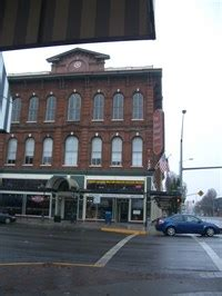 Reed Opera House by Reed Opera House And Mccornack Block Addition Salem Or