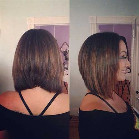 a line hair styles 20 short shoulder length haircuts short hairstyles 2016