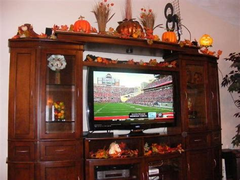 Decorating The Top Of An Entertainment Center by Entertainment Center Decorating House
