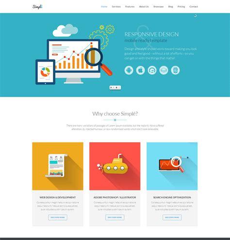 15 Beautiful Technology Landing Page Templates For Marketing Cool Landing Page Templates