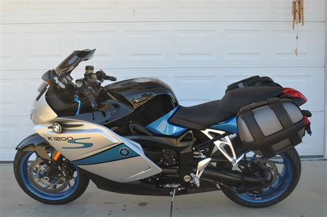 bmw touring bike bmw k1200 sport touring motorcycle