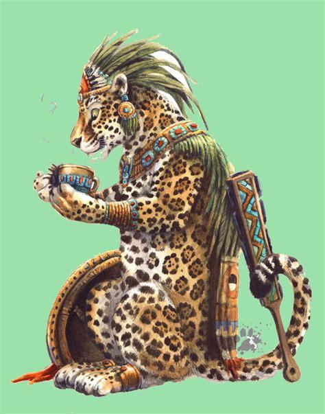 imagenes de jaguares mayas panthera onca