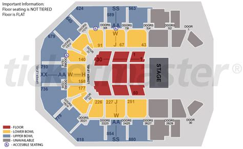 seating layout vector arena spandau ballet live in new zealand may 2015