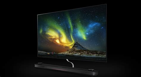 lg 4k thin tv esp lg s new 4k oled tv is gorgeous stupidly thin extremetech