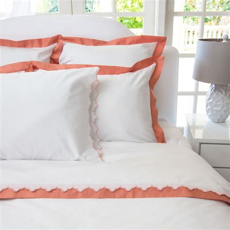 coral twin xl comforter coral linden border duvet cover twin twin xl duvet