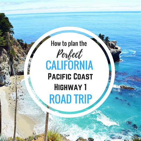 Pch 1 Road Trip - california pacific coast highway 1 road trip guide modern honey