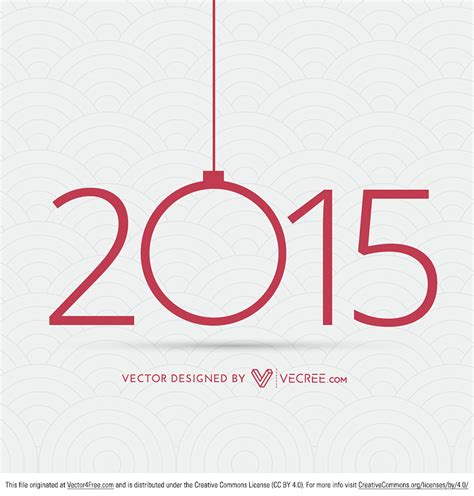 new year vector free happy new year 2015 vector