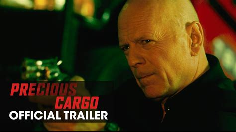 Live Cargo 2016 Film Precious Cargo 2016 Movie Starring Bruce Willis Mark Paul Gosselaar Official Trailer