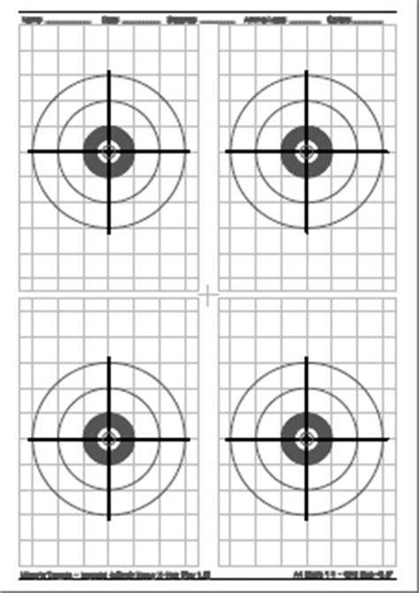 printable plinking targets snm s targets