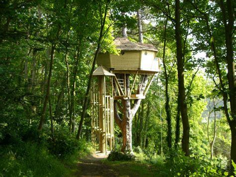 chambre cabane dans les arbres bons plans vacances en normandie chambres d h 244 tes et g 238 tes