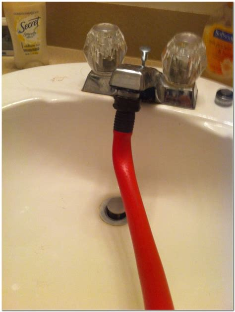 bathroom sink hose attachment hose attachment for bathroom faucet sink and faucet