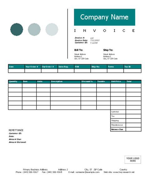 Web Design Invoice Template Excel Bonsai Creative Invoice Template Free