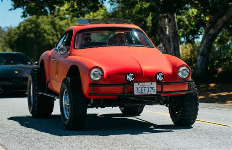 karmann ghia race car volkswagen baja karman ghia race car like baja bug for