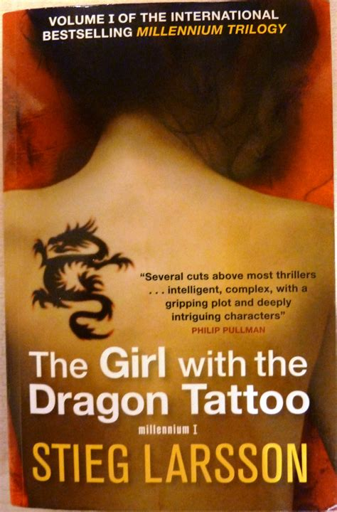book review  girl   dragon tattoo cookywooks blog