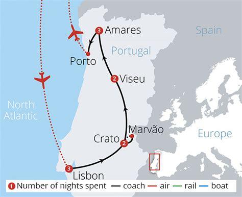 portugal pousadas map pousadas of portugal portugal tours sunspot tours