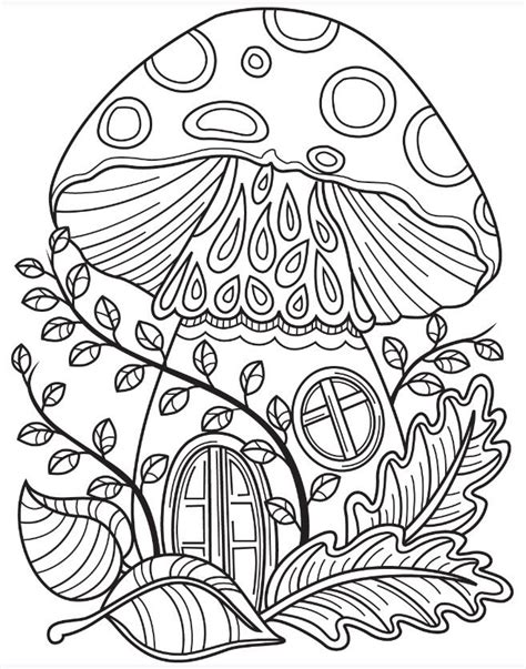 cool coloring pages for adults forest coloring page colorish free coloring app for