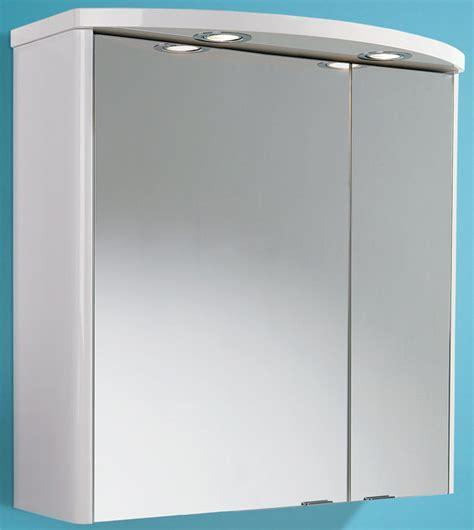 hib colorado double door illuminated bathroom mirrored cabinet hib ambiente double door illuminated mirrored cabinet 600
