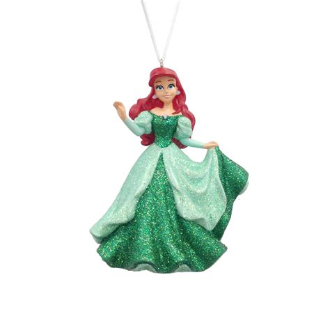 hallmark disney the little mermaid ariel christmas