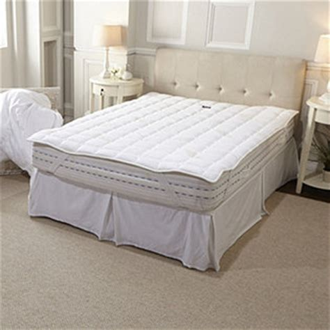 Mattress Topper Coolmax by Magniflex Memory Foam Mattress Topper With Coolmax 802576 Qvcuk