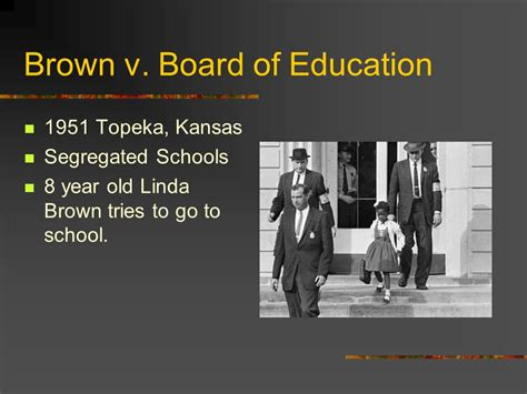 Brown Vs Topeka Essay by Civil Rights Ppt