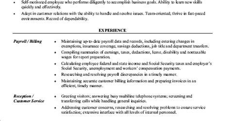 photo contoh cv dan resume yang baik