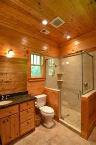 rustic cabin bathroom ideas 1000 ideas about small rustic bathrooms on