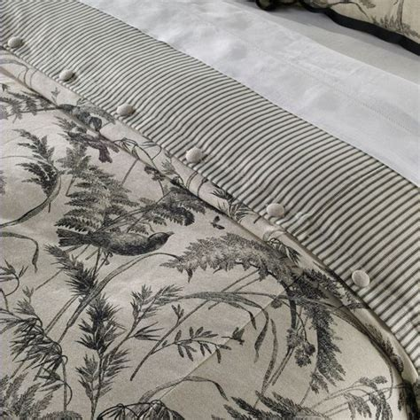 Black And White Toile Duvet Cover Black And White Bedding Lisette Toile Duvet Cover Ethan