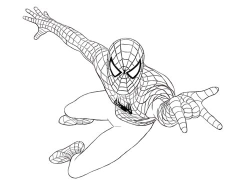 simple spiderman coloring page simple spiderman drawing 1000 ideas about how to draw