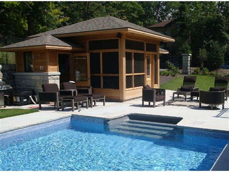 how to build a pool house ever thought about building a pool house if yes can we
