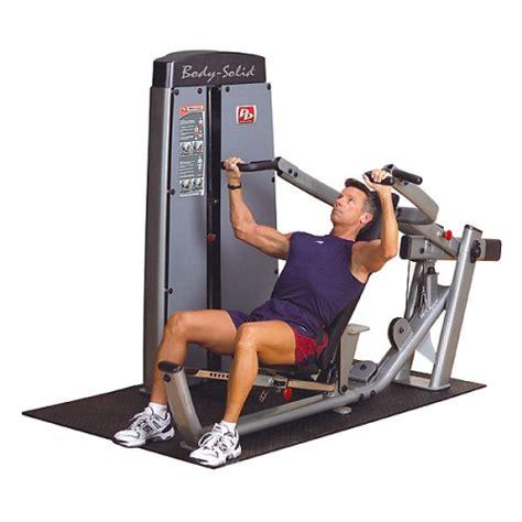 Body Solid Pro Dual Multi Press Combo Machine   GymStore.com
