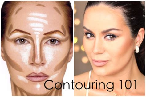 tutorial makeup contouring how to contouring 101 makeup tutorial makeupbygio youtube