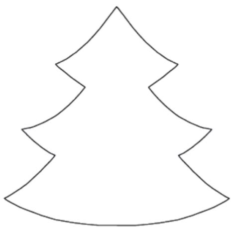 tree ornament templates printable 9 best images of printable shape patterns