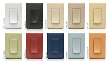 light switch colors wiring diagram schemes