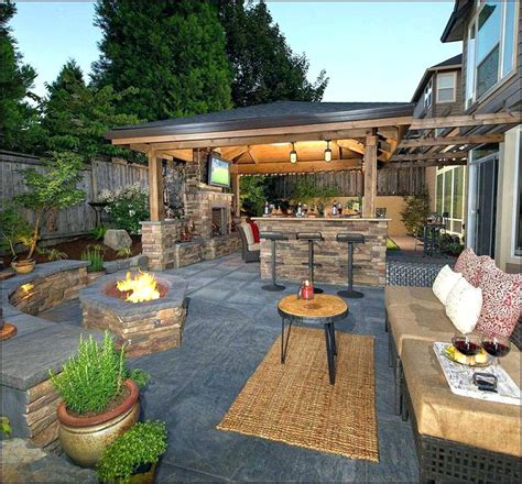 bbq patio ideas house outdoor designs for 2