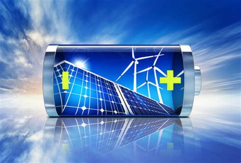 electricity storage charging  energy revolution