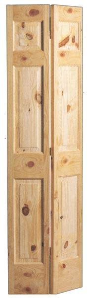 folding doors custom bi folding doors knotty pine