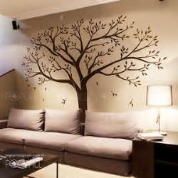 family tree murals for walls giant family tree wall sticker vinyl art home decals room