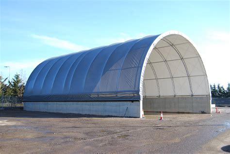 Dome Barn Dome Overseas Ltd Salt Barn Salt Storage Salt