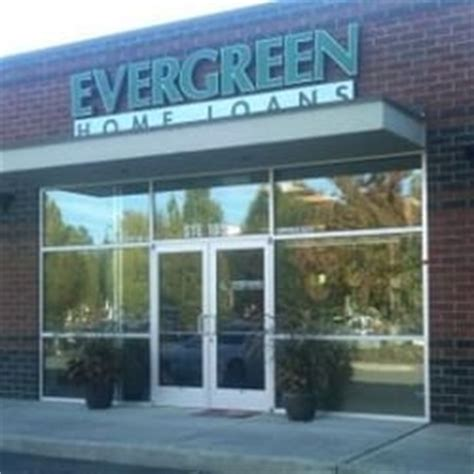 evergreen home loans mortgage brokers 204 se park
