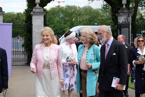 the royal family the queen and the royal family attend the chelsea flower