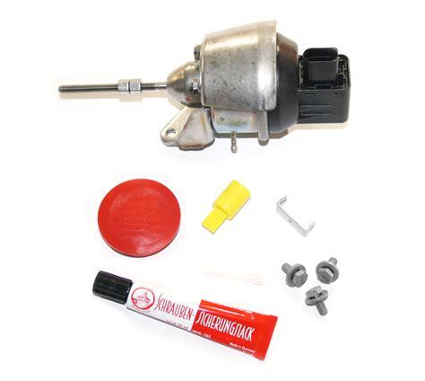 reparatursatz unterdruckdose original vw audi  diesel druckdose fuer turbolader ahw shop