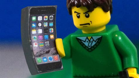wallpaper iphone 6 lego lego iphone 6 crazy bend test youtube
